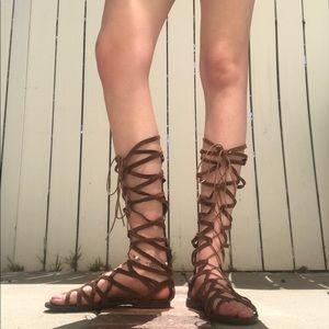 "Steve Madden ""Hercules"" Sandals"